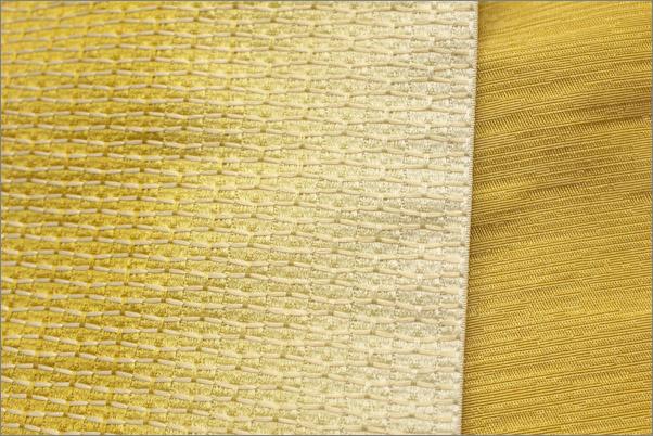 浴衣3点セットの半巾帯の拡大画像
