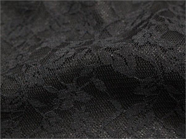 ラッセルコートの黒色系・拡大画像