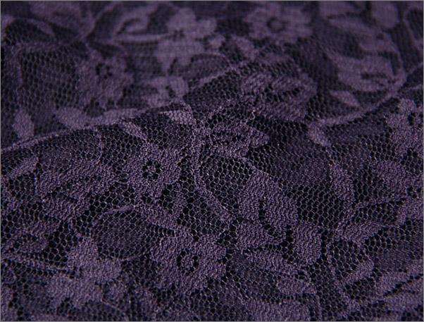 ラッセルコートの濃い紫色系・拡大画像